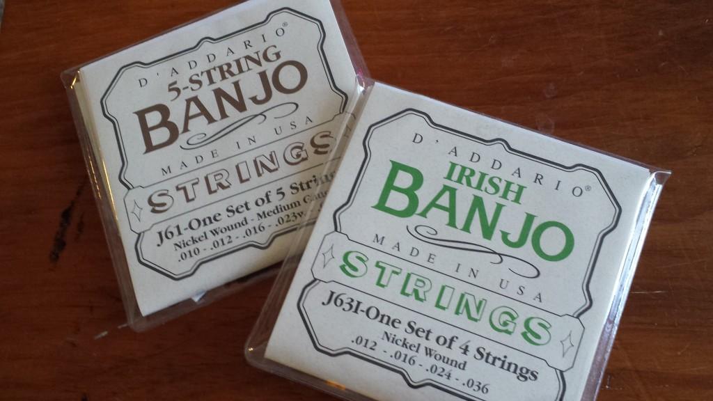 banjoStrings